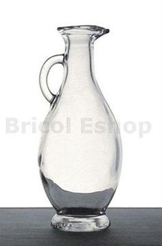 Fľaša Egizia - 0.25 bezfarebná