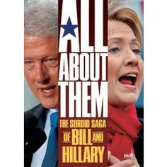 gain insight into Bill & Hillary's college days...philandering, Whitewater, Hillary's money schemes, Mena Arkansas and drug running, Chinagate, Vince Foster, Kathleen Willey, Ron Brown and so much more.