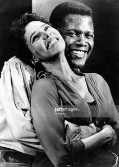 American actor Sidney Poitier hugging American actress and singer Dorothy Jean Dandridge in Porgy and Bess. USA, 1959 Get premium, high resolution news photos at Getty Images Black Actresses, Black Actors, Actors & Actresses, Black Celebrities, Dorothy Dandridge, Classic Hollywood, Old Hollywood, Hollywood Couples, Hollywood Glamour