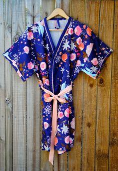 everyday notions: Nani Iro Kimono Robe