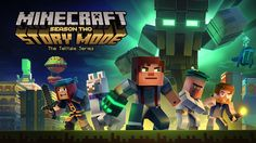 Minecraft: Story Mode - Season 2 Revealed to be Coming July 11 - http://www.entertainmentbuddha.com/minecraft-story-mode-season-2-revealed-to-be-coming-july-11/