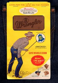Lee Denim, Denim Jeans, Denim Overalls, Vintage Advertisements, Vintage Ads, Western Art, Western Cowboy, Riders Jacket, Wrangler Jeans