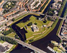 De Citadel in 's-Hertogenbosch.