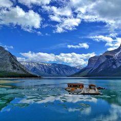 Lake Minnewanka - Banff National Park - Canada - zoltán kovács - Google+