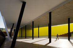 Carrilho da Graça arquitectos  School of Music   Polytechnic Institute