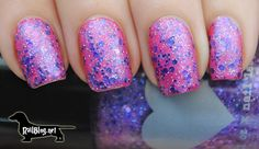 Rainbow Honey Magic Polish- Element of Magic!! Just bought it ;) #nails #indie #polish #rosiescollection