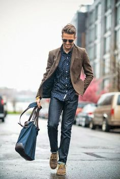58770f8a64d4 37 Fabulous Spring Outfit Idea for Young Men