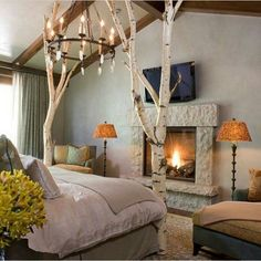 Want this kind of room design its absolutely stunning and so peaceful and chill. And romantic.