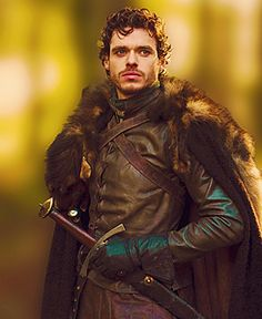 Robb Stark...  I have far too many crushes on fictional men... but he is so fine.