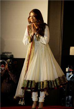 Indian Anarkali Dresse Bollywood Celebrity