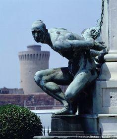 tacca baroque sculpture 4 mori - Google Search