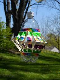 Bilderesultat for recycle kids art