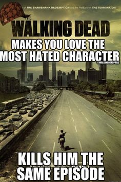 This is exactly what they do, though I never hated Merle at all.  He was just misunderstood . . . and aren't we all?