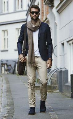 Winter Mens Fashion - Urban Men Street Style 2017.