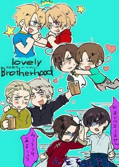 """Brotherly love 