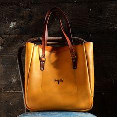 Tote Bag - Yellow-SR