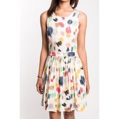 The Painted Dress by Peppa Loves