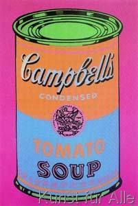 Andy Warhol - Campbell's Tomato Soup Can
