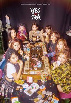"[Photos] Twice Mini Album ""Yes or Yes"" Image Teaser Nayeon, The Band, J Pop, Mini Albums, Signal Twice, Twice Members Profile, Twice Photoshoot, Twice Group, Twice Album"