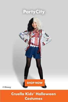 Shop now for all your kids Halloween costumes at Party City. Kids Gym, Halloween Costumes For Kids, Shop Now, Disney, Shopping, City, Halloween Costumes For Children, Cities, Disney Art