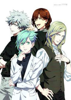 Quartet★Night