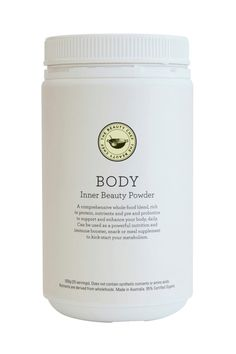 Body Inner Beauty Powder 500g $70 for 20 day supply - protein, greens, and probiotics