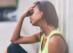 4 Reasons You Have a Headache After Working Out – PureWow Emotional Disorders, Mental Health Disorders, Mental Health Conditions, Headache Symptoms, Menopause Symptoms, Stress And Anxiety, Rapid Cycling Bipolar