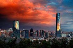 Costanera Center #santiago #chile #costanera