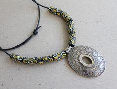 Uutar Washer Necklace, Jewelry, Fashion, Moda, Jewlery, Jewerly, Fashion Styles, Schmuck, Jewels