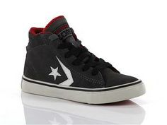 Converse - Pro Leather Vulc Mid Suede