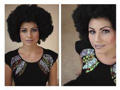 disco Crochet Necklace, Blog, Fashion, Moda, Fashion Styles, Blogging, Fashion Illustrations