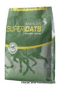 Saracen Superioats 20kg Saracen Superioats is a suitable feed for fussy feeders poor doers or when their appetite limits required energy intake.