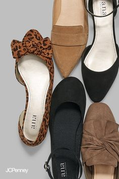 34f1fbbdd Ballet Flats Women s Flats   Loafers for Shoes - JCPenney