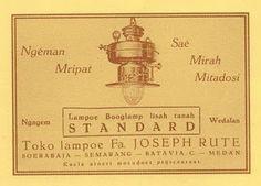Lampu gantung  JOSEPH RUTE