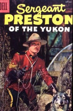 1-Sgt Preston could speak his mind to King, his dog. That helped move the plot along when they roamed the ranges alone together, and it disclosed Sgt Preston's deductive thinking.