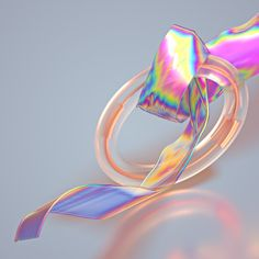 Translucent Iridescent by studio Machineast — THE TWO COLLECTIVE