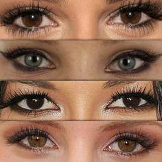 Glee eyes
