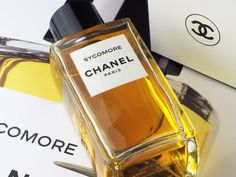 Sycomore by Chanel Chanel Paris, Coco Chanel, Best Perfume For Men, Grammar Activities, Perfume Collection, Candle Jars, Perfume Bottles, Olympus, Cologne