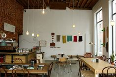 Viktor café & gallery & workspace, Antwerp hotels and restaurants