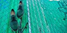 Generic Surplus Longwing (Green suede/canvas)