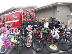 In case you missed it: Firefighters come up big for Toy Drive.