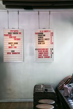 around l.a. / l & e oyster bar. / sfgirlbybay