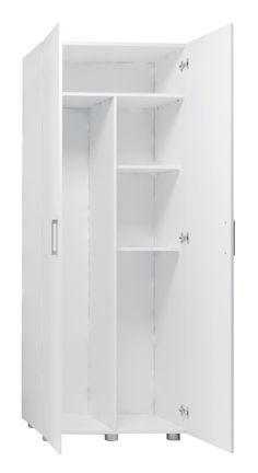 Puertas de los armarios de cocina en pinterest armarios - Armario escobero aki ...