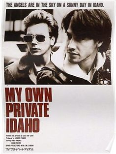 my own private idaho poster Poster