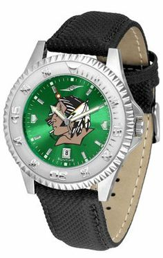 North Dakota Fighting Sioux -university Of Competitor Anochrome- Poly/leather Band - Men's College Watches by Sports Memorabilia. $78.73. Makes a Great Gift!. North Dakota Fighting Sioux -university Of Competitor Anochrome- Poly/leather Band