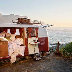 Schlossberg - JIL Chevron Gas, Campervan, Recreational Vehicles, Adventure, Bunt, Vw Bugs, Vw T1, Komfort, Moment