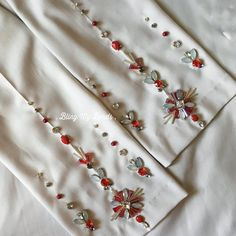 Simple detailing on kurung cuffs. Masih ade banyak lagi gambar saya belum sempat upload, nnt saya upload satu2 ye. Semua comment & dm saya akan reply esok, in sha Allah . . . #beads #beading #beadingwork #beadswork #jahitmanik #ramadan #sayajahitmanik #sayajual #instawedding #tbt #baby #handmade #photooftheday #pearls #igoftheday #embellishment #bajuraya #me #ootd #love #pengantin #beadingservice #bajupengantin #hijabista #craft #muslimah #bazaarpaknil #quotes #malayweddingguide #cute