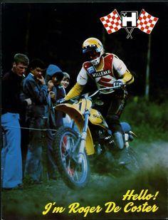 1976- Hallman Ad featuring Roger D