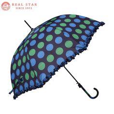 d3cb8581d7012 RST Real Star color lace polka dot umbrella bulk buy from china straight  lady vogue umbrella