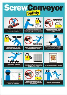 Warehouse Safety Posters   Safety Poster Shop - Part 3